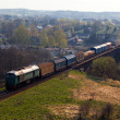Freight train — Stock Photo #5690068