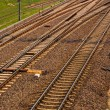 Railway network - Stockfoto