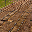 Railway network - Foto Stock