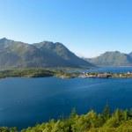 Norway landscape — Stock Photo