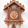 Cuckoo clock — Stock Photo #6696121