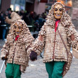 Mask parade at the historical carnival in Freiburg, Germany — 图库照片