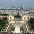 Paris,view from Eifell tower - 