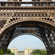 Royalty-Free Stock Photo: Beautiful view of The Eiffel Tower in Paris