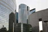Modern Office Buildings,La Defense, Paris, France — Stock Photo