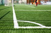 Soccer time — Stock Photo