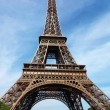 The Eiffel Tower in Paris — Stock Photo #5690958