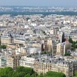 Paris panorama — Stock Photo
