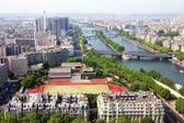 A view of Paris — Stock Photo