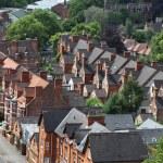 English Homes, Nottingham — Stock Photo