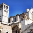 Basilica of San Francesco, Assisi — Stock Photo