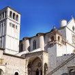 Basilicof SFrancesco, Assisi — Stock Photo #5868049