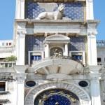 Zodiac clock, Venice, Italy — Stock Photo