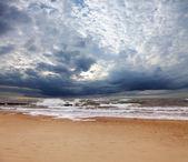 Burzliwe morze — Zdjęcie stockowe