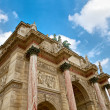 Triumphal Arch, Paris - Stock Photo