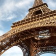 Tower in Paris, France - Stock Photo