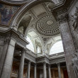 Inside the Pantheon in Paris, France — Stock Photo #5677144