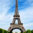 The Eiffel Tower — Stock Photo #5681016