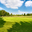 Golf course — Stock Photo #5686977