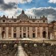 St. Peter's Basilica, Vatican — Stock Photo #5746705