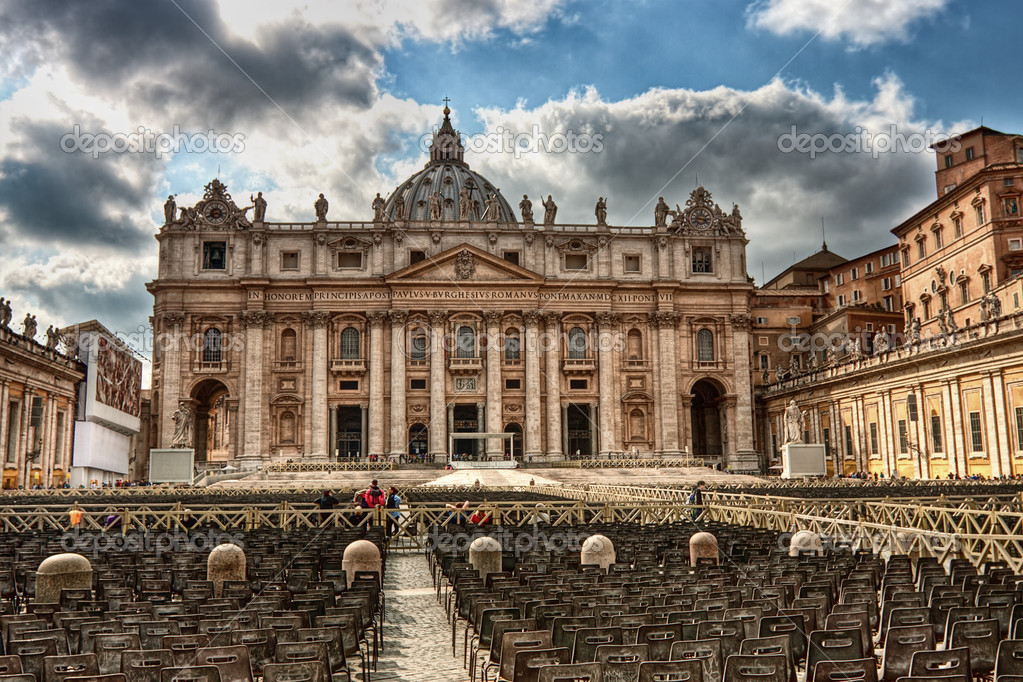 St Peters Basilica http://depositphotos.com/5746705/stock-photo-St.-Peters-Basilica-Vatican.html