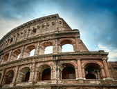 Roman arena - Colosseum — Stock Photo