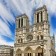 Notre Dame Cathedral - Paris — Stock Photo #5890238