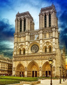 Cathedral of Notre-Dame — Stock Photo