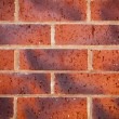 brick wand — Stockfoto