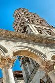 スプリット、クロアチアの聖 domniusa 大聖堂 — ストック写真