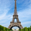 The Eiffel Tower — Stock Photo #6056883