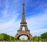 Symbol of Paris, France — Stock Photo