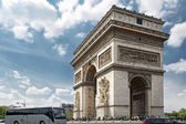 Arc de Triomphe, Paris — Stock Photo