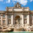 Fountain di Trevi, Rome — Stock Photo #6117516