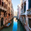 Canal in Venice — Stock Photo #6123718