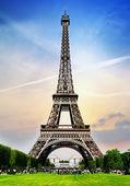 Torre de paris — Fotografia Stock