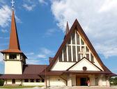 Kilise lehçe — Stok fotoğraf