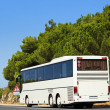 Stock Photo: Bus Travel