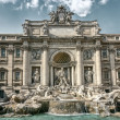 Royalty-Free Stock Photo: Fountain di Trevi