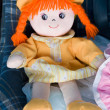 Funny doll — Stockfoto