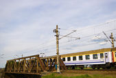 Railway — Stock fotografie