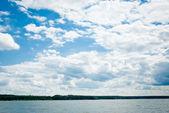 Clouds — 图库照片