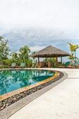 Tropic pooltropic pool — Stock Photo