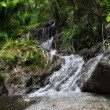 Waterfallwaterfall - Stockfoto