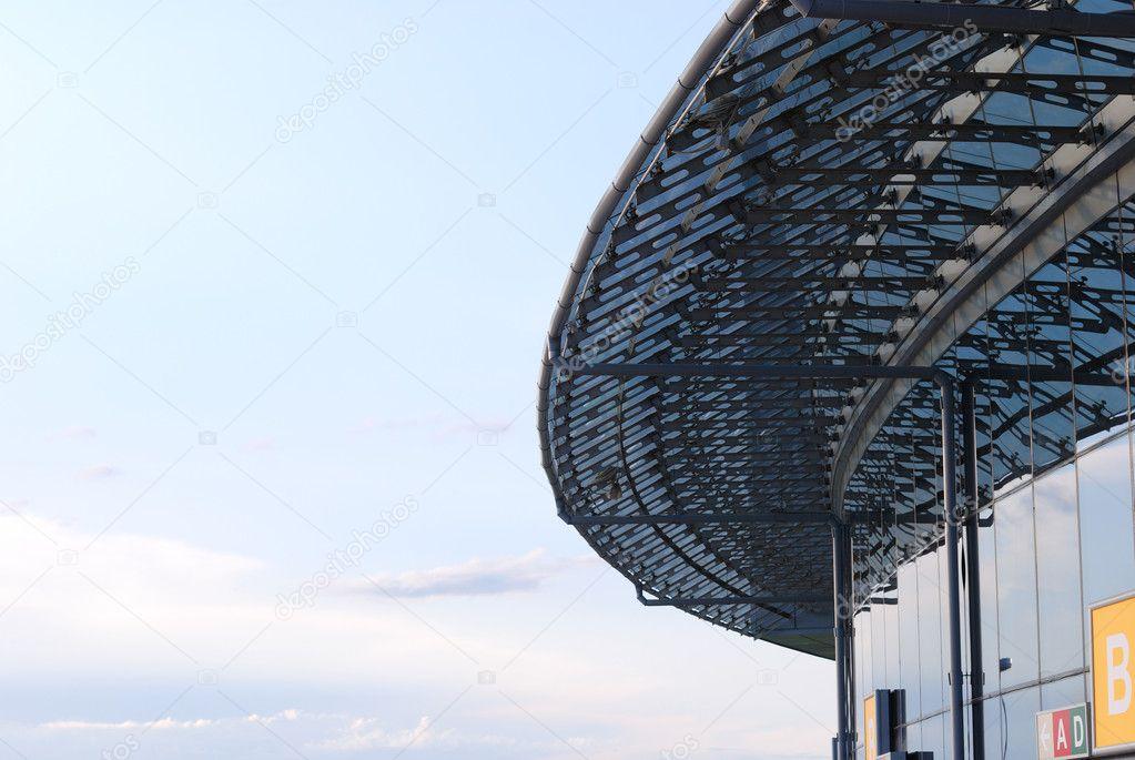 Details Of Modern Architecture Stock Photo Ikindi 6550087