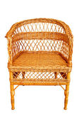 Wicker chair — Stock Photo