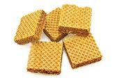 Gorka waffles — Stock Photo