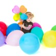 Fun Baloons — Stock Photo