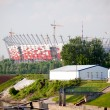 New National Stadium in Warsaw - Stock Photo