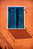Window in Lugano city — Стоковое фото